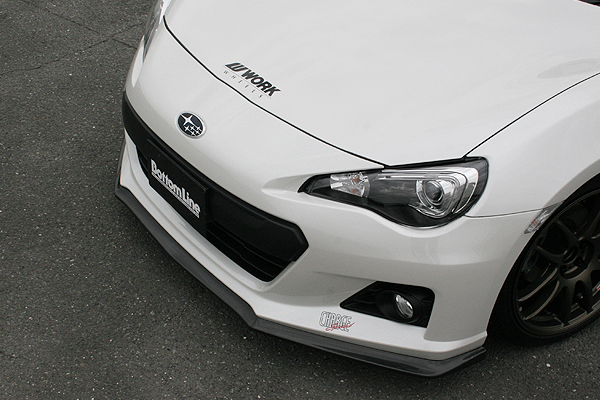 Chargespeed Carbon Front Lippe Suabru BRZ 2012>