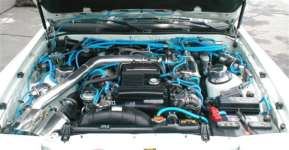 Toyota Motoren Haltbarkeit